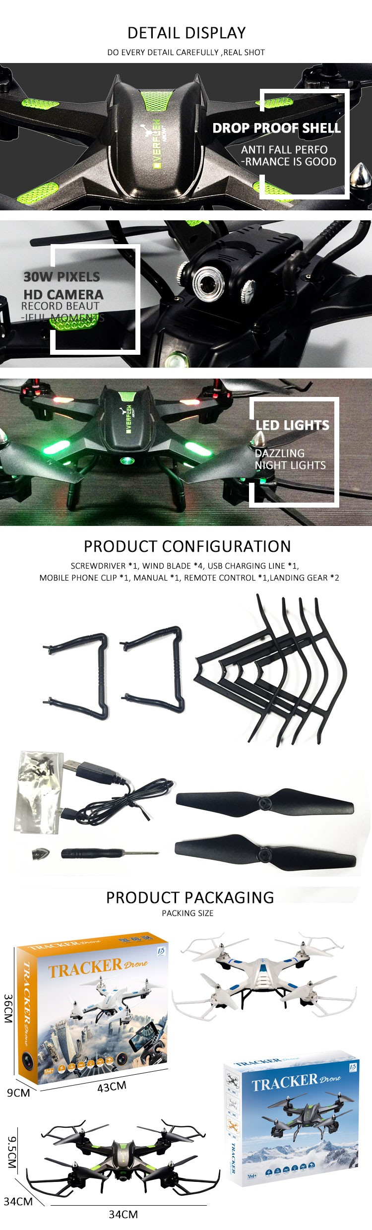 Chenghai S5 Android Drone with Camera