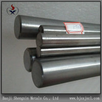 ASTM B348 Pure Titanium rod