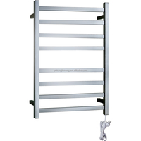High Art and low price Chrome Plated ELECTRIC WET TOWEL WARMER / HOT TOWEL WARMER