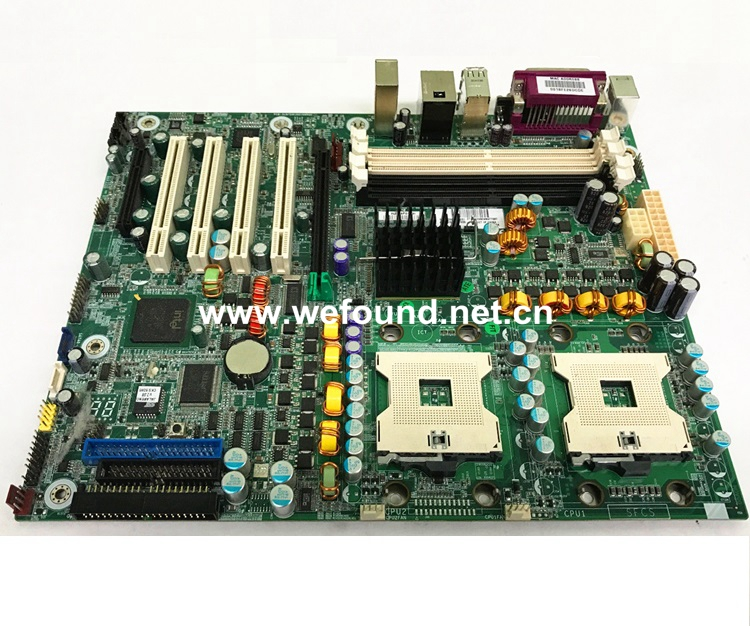 100% Working server Motherboard for HP XW6200 359875-005 409646-001 work perfectly Z