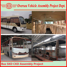 7.5 m Length Similar Brand New Not Used Toyota Coaster 30 Seater Bus for Sale Price
