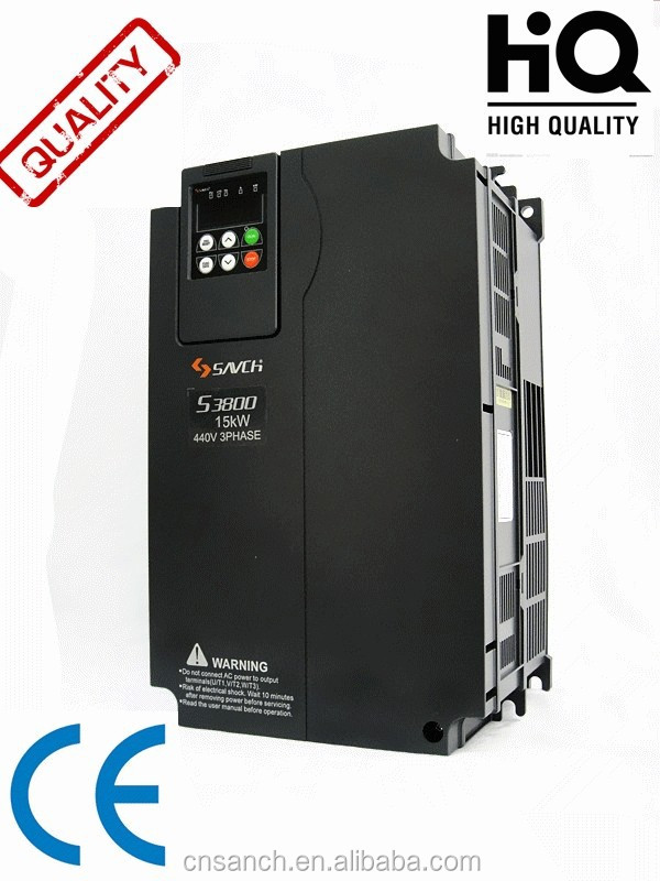 similar to delta series C2000 VFD220C43A22kw 3 phase vector control PG optioncard 380v ac motor speed controller