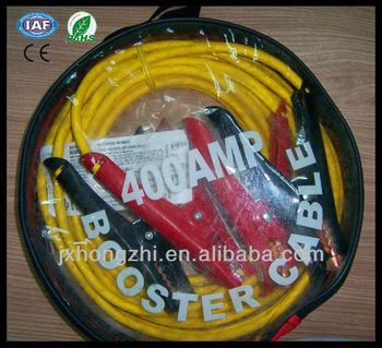 China Suppliers Battery Booster Cable Pvc Bag