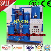 Waste Emulsion Lubricating Oil Recycling Machine, Vacuum Oil Filtration System