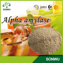Supply alpha amylase enzyme