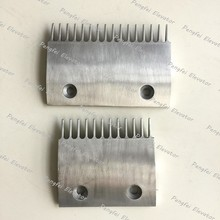 Sigma LG aluminum comb plate for sale 12/16/17 teeth for LG escalator