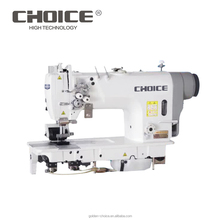 GOLDEN CHOICE GC8453T Direct Drive Double Needle Lockstitch Sewing Machine for Waist Banding