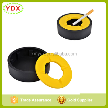 Factory Custom Silicone Unfired Ashtray Silicone Rubber Ashtray