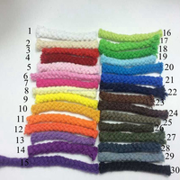 Stock Wholesale Environment 5mm Braided Colored