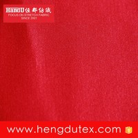 Twill Stretch Horizontal Satin Drill Polyester Spandex Fabric For Sportswear Garment