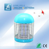 new household plastic products electric mosquito heater solar insect trap mosquito killer bulb mosquito repellant