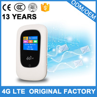 Dual Sim LTE 4G LTE Modem Router Outdoor 4G Dual Sim Router for SIM card and TF Card