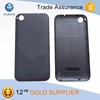 OEM Plastic Material Mobile Phone Housing Replacement For HTC Desire 320 Battery Door Back Cover Black