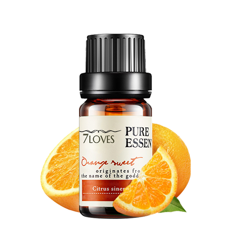 100% Pure Natural Orange Peel Essential Oil Extraction
