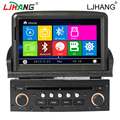 touch screen gps navigation car dvd player for new Pegueot 307