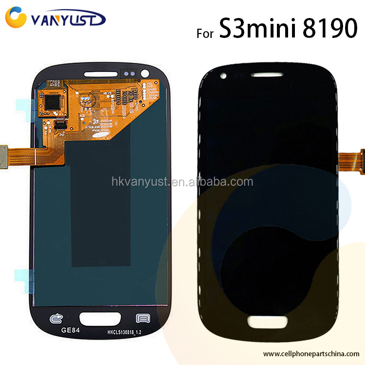 LCD Display Touch Digitizer Complete Screen Panels Replacement For Samsung Galaxy S3 MINI i8190