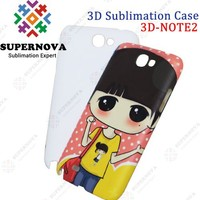3D Case for Samsung Galaxy N7100 Note 2