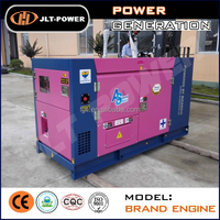200KVA Silent diesel electric generator set with Automatic Transfer Switch