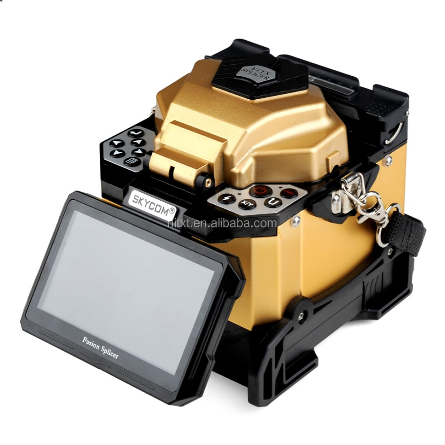 SKYCOM T-308X fiber optic fusion splicer machine