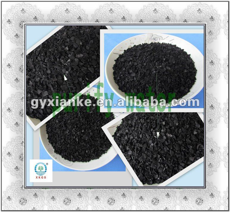 Sale Best price Granular Activated Carbon for Purification