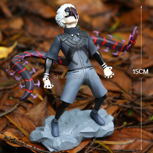 hot tokyo ghoul anime figures/custom pvc plastic figures/oem maunfacturers