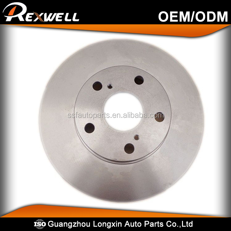 Competitive Price Brake Disc Rotor 43512-33041 For Toyota Previa