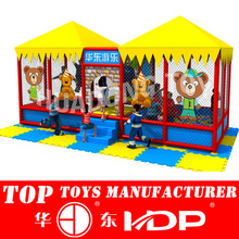 Different Size Professional Playland Indoor Playground Equipment