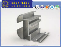 China Supplier OEM Custom Industrial Aluminum Profiles with powder coating, anodized, Electrophoresis