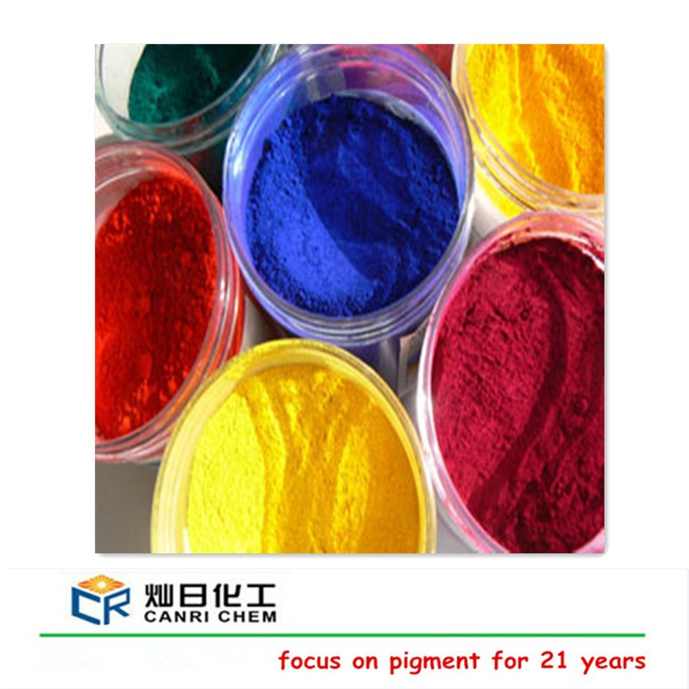 concrete pigments fe2o3 95% green iron oxide and yellow xoide powder for sale red yellow black cement color