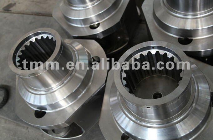 Investment casting spare fittings cast iron mechanical