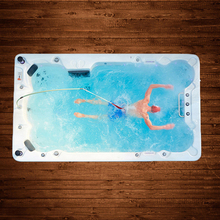 Factory Direct Party Bathtub With Tv / Hot Tub Price Of Swim Spa Pool