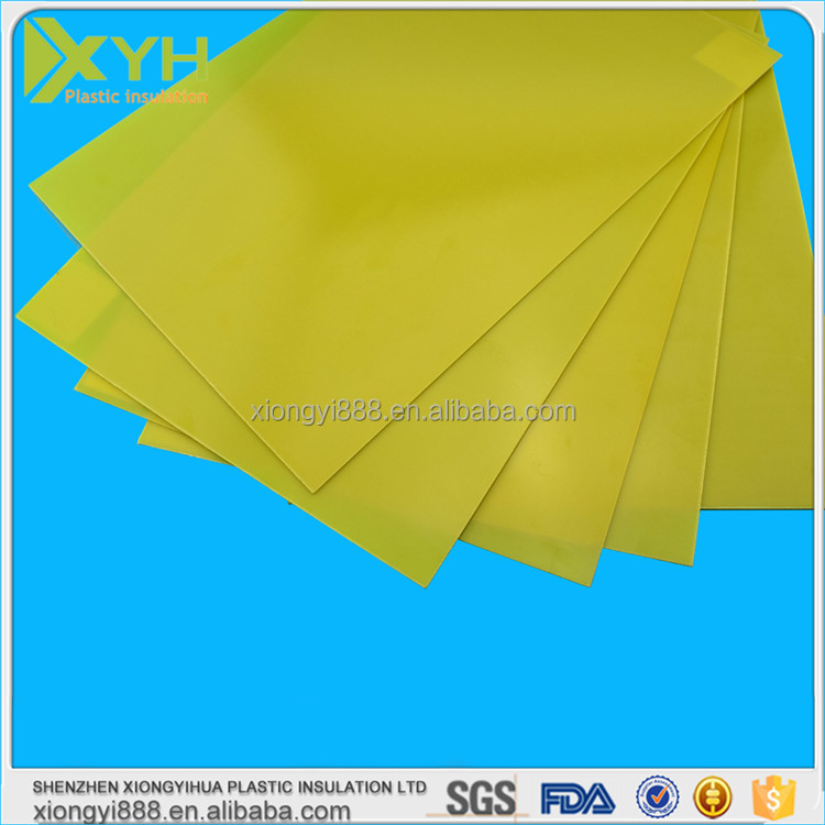 Mechanical Property 3240 Electrical Insulation Laminate Sheet