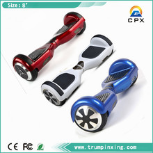 China wholesale market self balancing electric scooter with free shipping