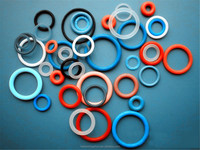 MZ FDA Silicone O Ring for Baby Pacifier