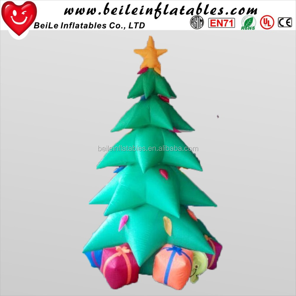 Wholesale outdoor inflatable santa clause - Online Buy Best outdoor ...