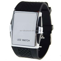 silicone iron man led watches manufacturers of china
