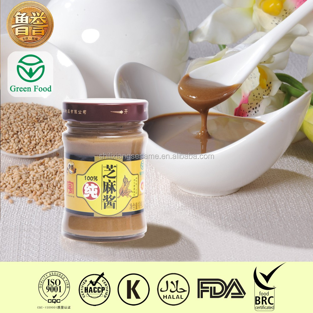 Best quality Pure white sesame paste use for food