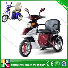 china famous 3 wheel electric tricycle mobility scooter/ electric vehicle