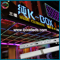 full sexy movie led bar pixel screen 10 led/m Interior lighting