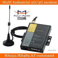 industrial RS232 modem Quad band wireless gprs gsm modem with Huawei MG323 module
