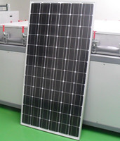 high efficiency cheap price 300w ooi solar panel production line made in China
