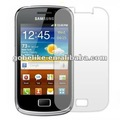 High Definition Clear Screen Protector For Samsung Galaxy Mini 2 S6500