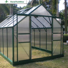 2017 Victorian Used Mini Walk in Garden Greenhouse