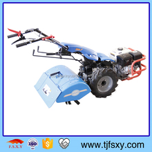 Farm Machine Two Wheel Tractor Mini Power Rotary Weeder