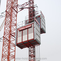 CE Approved ANKA Construction Hoist