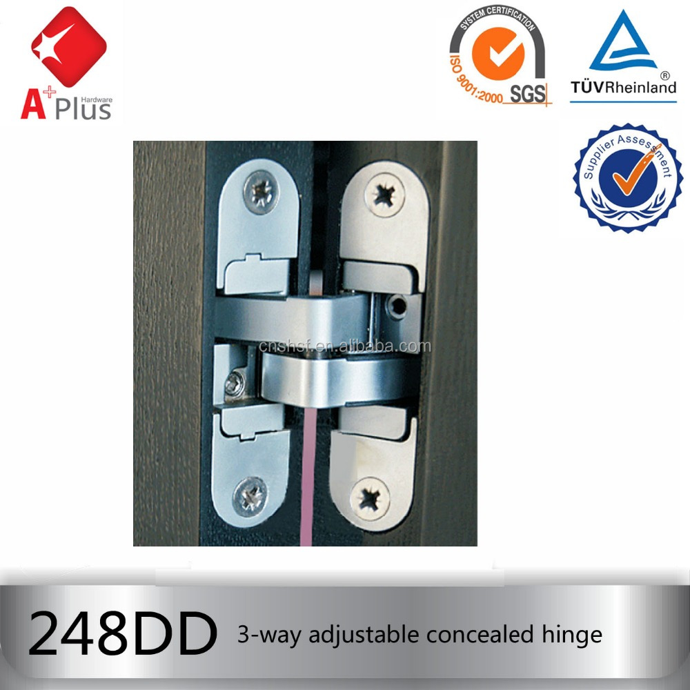 APLUS adjustable heavy duty three way hinge gate hinge 248DD