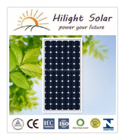 High Quality Well Design Solar Panel 200 Watt Solar Panel