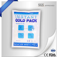 Disposable Instant cold Pack For Emergency