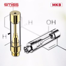 SMISS Solid oil vaporizer pen 0.5ml glass cbd MKB CBD oil vape pen