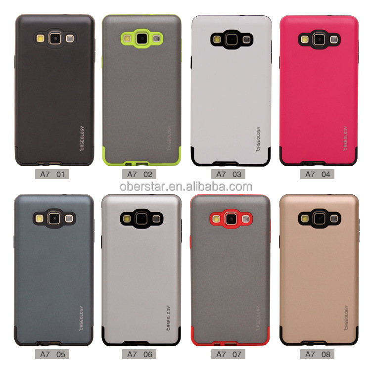 Matte Hard Bumper Hybrid Soft Rubber Skin Case Cover For Samsung Galaxy Phone